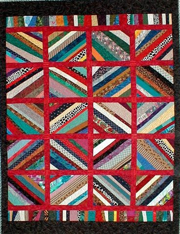 Chuck's String Quilt